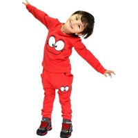 Ertuğ Anne & Bebek Gfm Kids Sevimli Gülen Gözler Çocuk Takımı
