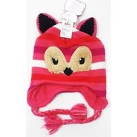 Kitti Sevimli Baykuş Şapka 4-12 Yaş