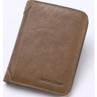 Bison Denim New 2016 High Quality Genuine Leather Wallet