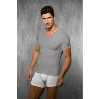 Doreanse 2855 Vücudu Saran Rahat T-Shirt