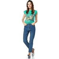 Dewberry Kadın T-Shirt Z4952