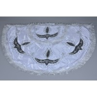Glory Tekstil Sünnet Pelerini Prens Model Beyaz-Lacivert
