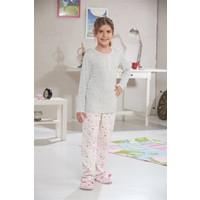 Zeyzey Kız Çocuk Pijama Takımı