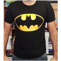 Furkan Store Batman Tshirt Slim Fit Large