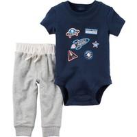Carter's Erkek Bebek 2'li Set-Bps 121H153