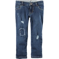 Carter's Kız Çocuk Kot Pantolon 278G492
