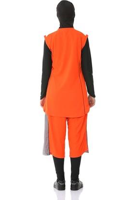 Tesettür Bayan Sporcu Kıyafeti B-104 Basketbol