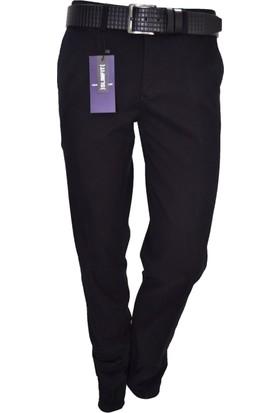 Arvedo Erkek Pantolon Siyah Pamuklu 10901