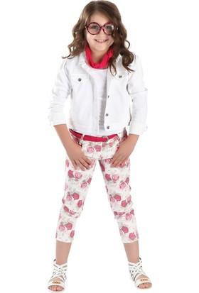 Puledro Kids Kız Çocuk Pantolon