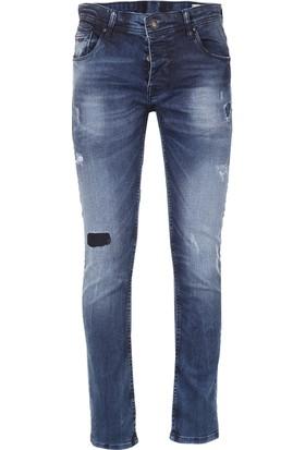 Exxe Jeans Erkek Kot Pantolon 3005H4531Napoli