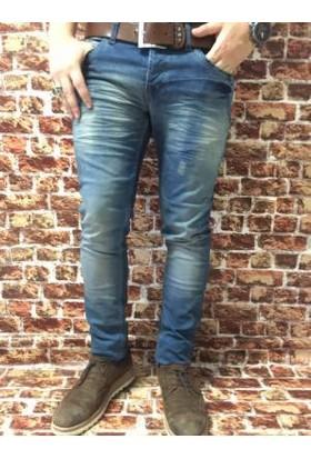 Oksit Hendrick 20016 Jeans Mavi