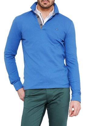 Pierre Cardin Erkek Polo Yaka Sweat Shirt Huben