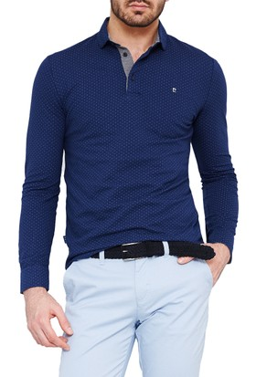 Pierre Cardin Huben Sweatshirt Lacivert 50165929