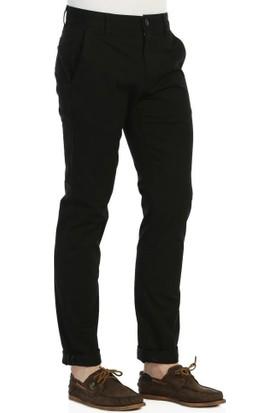 Loft 2007827 Siyah Erkek Gabardin Pantolon