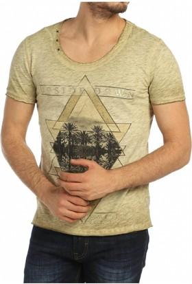 Loft 2010704 Erkek T-Shirt