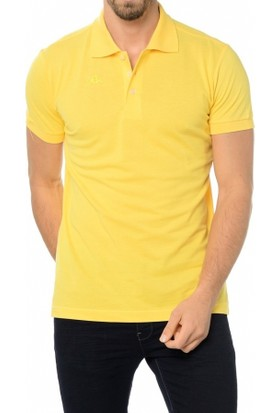 Kappa 302Lqv0 Polo Yaka Erkek T-Shirt Regular
