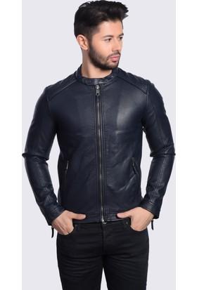Markova- Oasis Model Erkek Deri Ceket