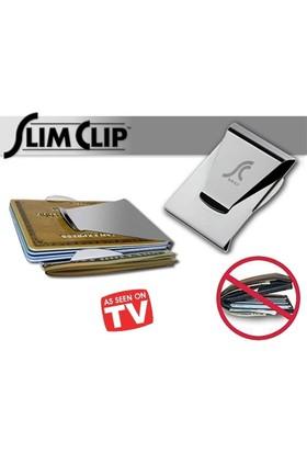 Fdm Slim Clip Çelik Para Ve Kredi Kartı Cüzdanı