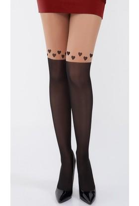 Daymod Kalbim Külotlu Çorap