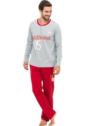 Roly Poly 4945 - Galatasaray Lisanslı Erkek Pijama
