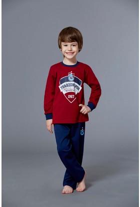 Roly Poly 8481 - Trabzonspor Lisanslı Garson Pijama