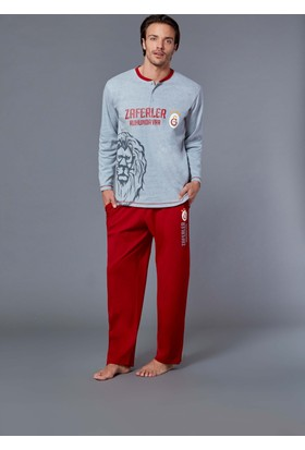 Roly Poly 8571 - Galatasaray Lisanslı Erkek Pijama