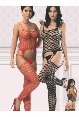 Asimod Vıp Madame 2133 Fantazi Vucüt Çorabı
