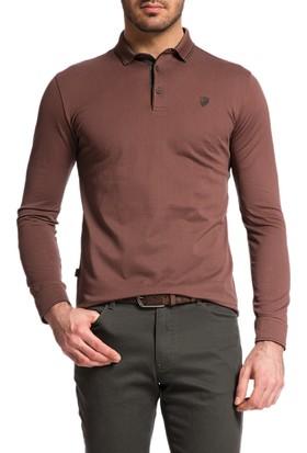 Pierre Cardin Erkek Polo Yaka Sweat Shirt Brela