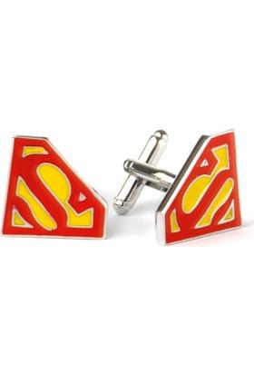 Ejoya Superman Kol Düğmesi