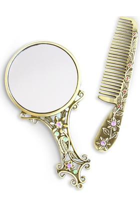 Elia Metal Ayna Ve Tarak