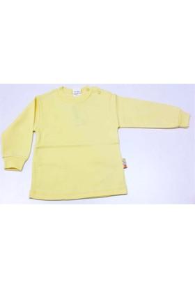 Miniş Tek Renk Çocuk Badisi Sarı