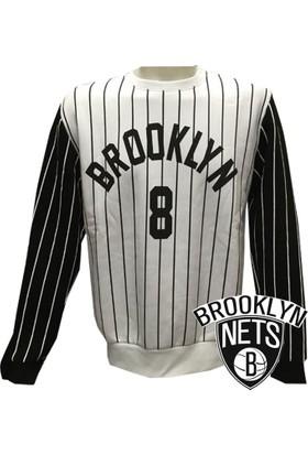 Modaroma Brooklyn 8 Çizgili L