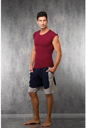 Doreanse 2233 Kolsuz Spor Erkek T-Shirt