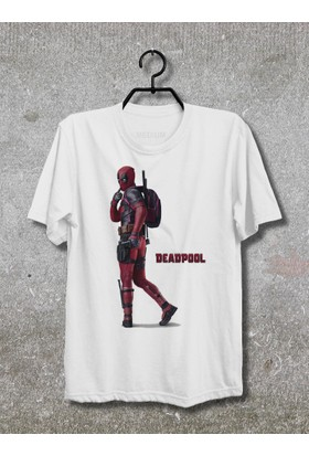 Vestimen Deadpool Tişört T-Shirt No01
