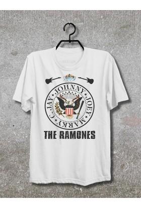 Vestimen Ramones Tişört T-Shirt No04