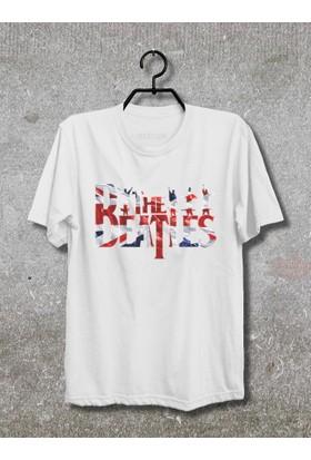 Vestimen The Beatles Tişört T-Shirt No07