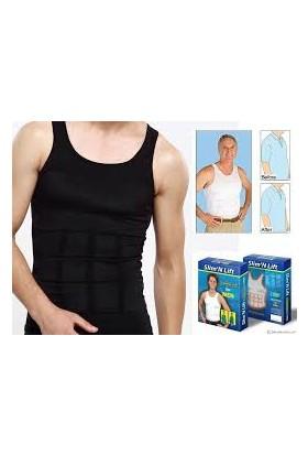 Slim N Lift Slim N Lift Erkekler İçin Atlet Tipi Göbek Korsesi