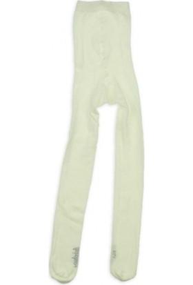 Modakids Wonder Kids Kız Çocuk Beyaz Külotlu Çorap 010-5005-027