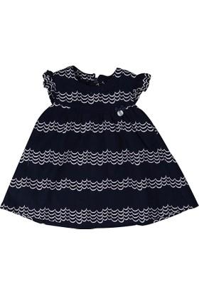 Kanz 152-2918 Elbise Kısa Kol
