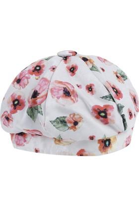 Soobe Kız Çocuk Şapka Ekru