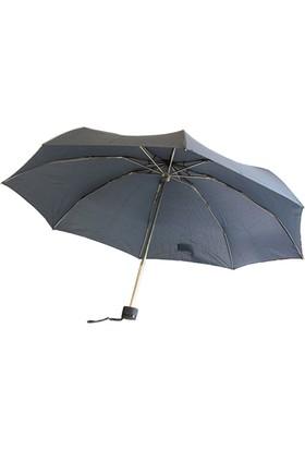 Ejoya Elia Mini Yassı Erkek Şemsiye Alm210-C2 49805