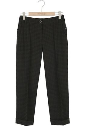 Yargıcı Double Paça Cep Detaylı Pantolon