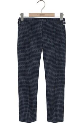 Yargıcı Tek Plili Klasik Pantolon