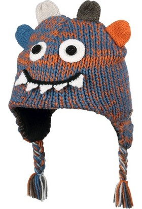 Nordbron Monster Beanie Çocuk Örgü Bere