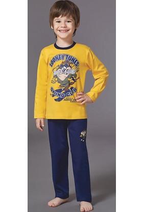 Looney Tunes Erkek Çocuk Pijama Takımı