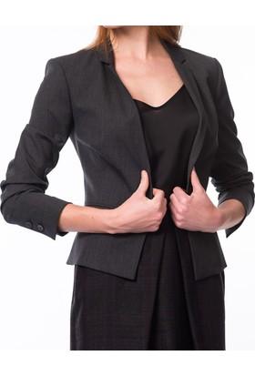 Roman Bayan Antrasit Ceket