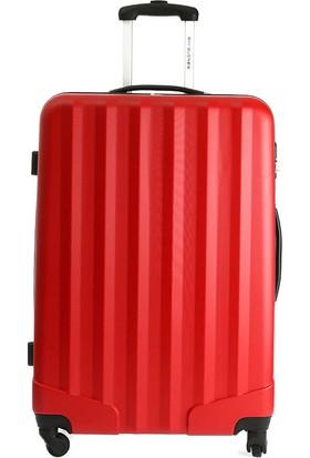David Jones Valiz Büyük Boy Kırmızı