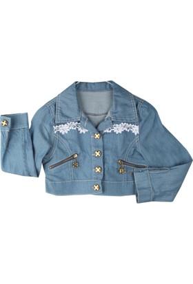 Badi Junior Kız Ceket