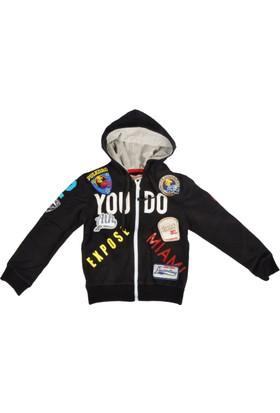 Puledro Kids B62E-3601 Erkek Çocuk Sweatshirt