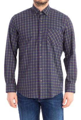 Kiğılı Uzun Kol Flanel Gömlek